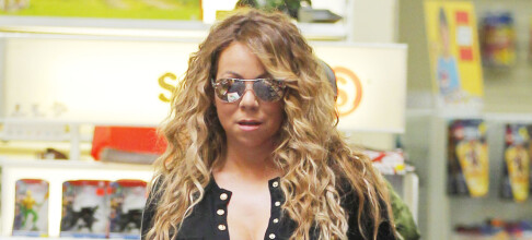 Mariah Carey frykter hun aldri skal bli lykkelig