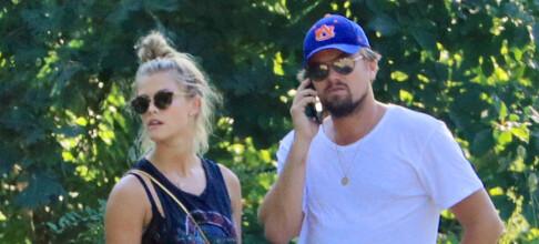 Brudd for DiCaprio og den danske modellen etter ett år