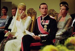 Slik gikk det med Mette-Marits forlover: - Kjente meg liten og tom
