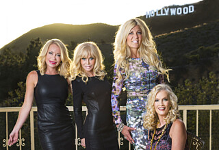 «Svenske Hollywoodfruer»-stjernen knust av sorg
