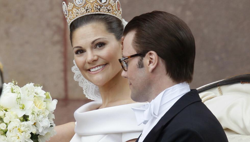 VAR SYK: Kronprinsesse Victoria av Sverige hadde spiseforstyrrelser på slutten av 1990-tallet. Nå forteller hun om hvordan hun etter hvert ble kvitt diagnosen. Foto: NTB scanpix