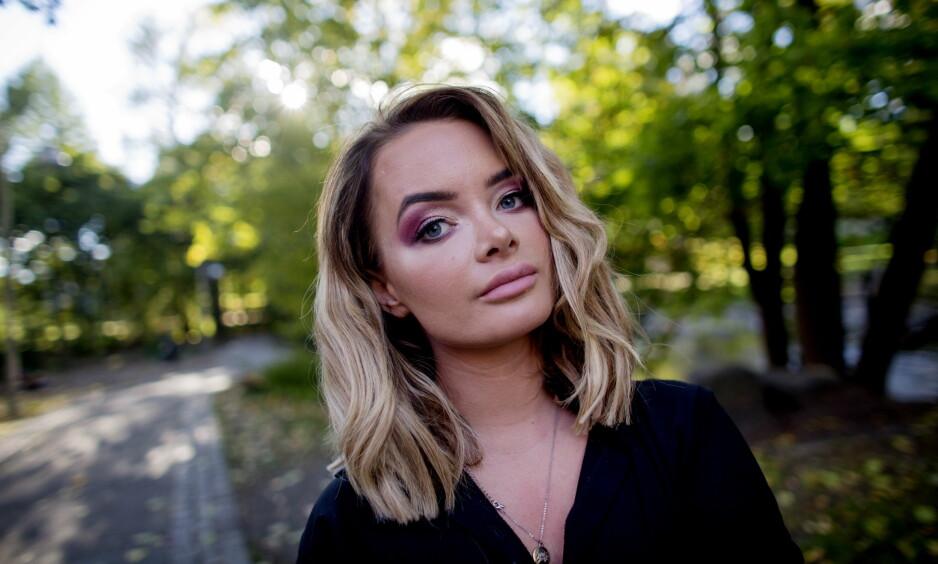 INNLAGT: Sophie Elise Isachsen ligger nå på sykehus for en mulig nyrebekkbetennelse. Foto: Sveinung U. Ystad, Dagbladet