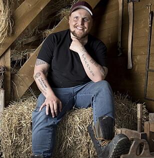 KLAR FOR GÅRDSREALITY: Stian Thorbjørnsen tar fatt på sitt fjerde realityprogram i «Farmen Kjendis». Foto: Bjørn Langsem / Dagbladet