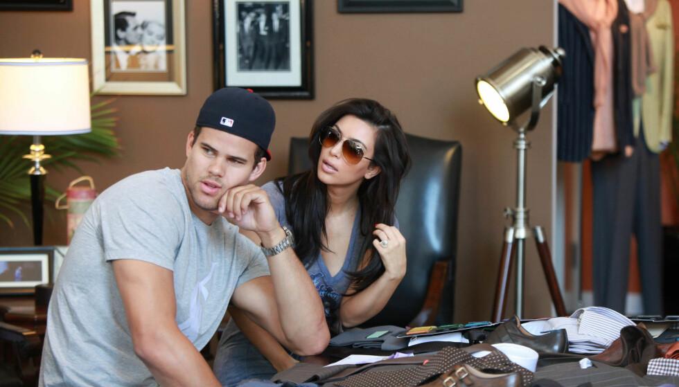 - IKKE ET PR-STUNT: Mange har spekulert i hvorvidt ekteskapet til Kris Humphries og Kim Kardashian var et PR-stunt, noe Kardashian selv har avvkreftet. Foto: NTB Scanpix