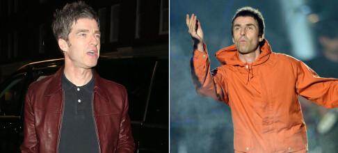 Oasis-Liam til angrep på broren etter konserten i Manchester