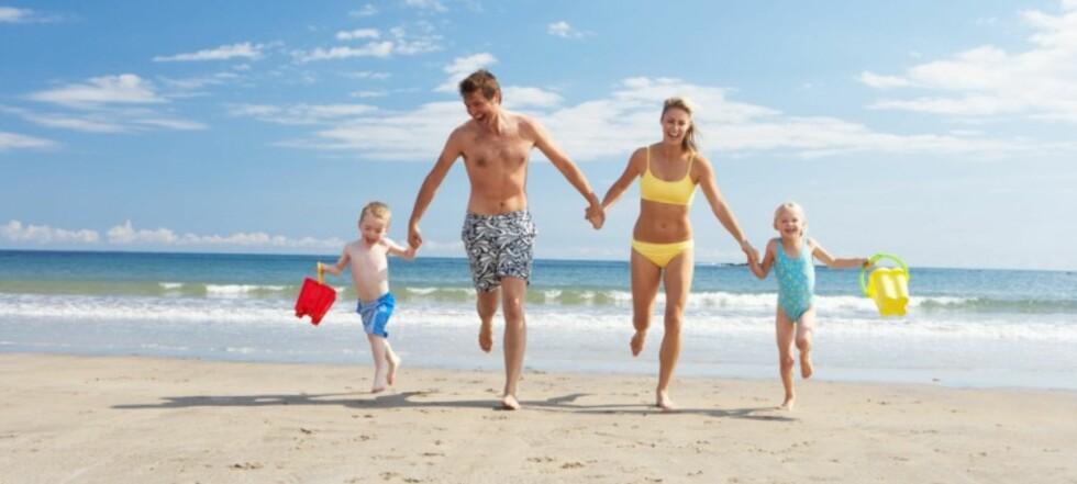 Her får barnefamilien mest for feriepengene i skoleferien