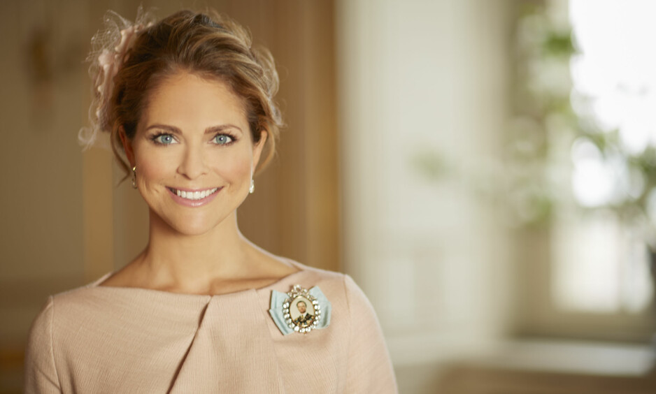 HURRA: Prinsesse Madeleine fyller år lørdag 10. juni. Foto: Anna-Lena Ahlström, Kungahuset.se
