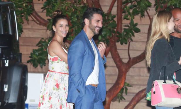 <strong>GIFT:</strong> Eva Longoria er for tiden gift med José Antonio Bastón. Foto: NTB scanpix