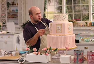 Bjørn-Ali valgte kaker framfor kjæresten