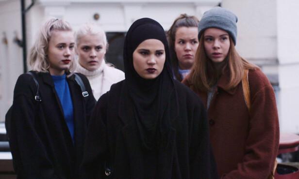 GÅR MOT SLUTTEN: Etter fire sesonger går det mot slutten for suksesserien «Skam». Foto: NRK