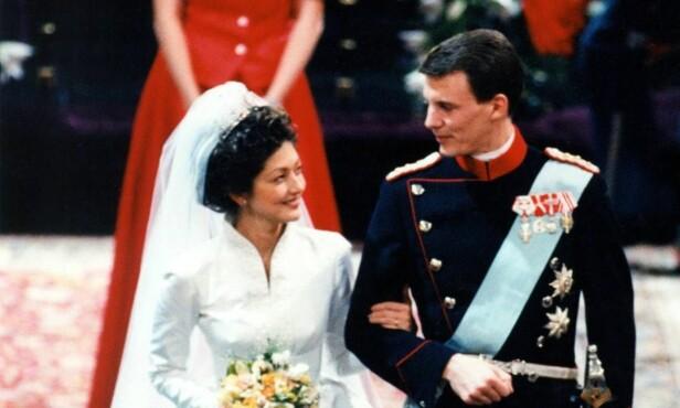 TIDLIGERE PRINSESSE: I 1995 giftet Alexandra seg med prins Joachim, men i 2005 gikk forholdet i oppløsning. Foto: NTB Scanpix