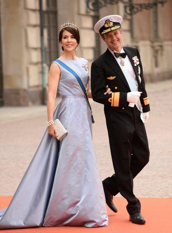 ÅTTE MÅNEDER: Prins Christian kom til verden 15. oktober 2005, 519 dager etter bryllupet til kronprins Frederik og kronprinsesse Mary. Foto: NTB scanpix