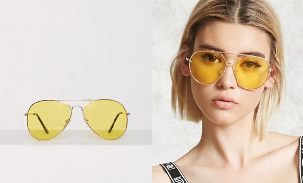 """Trendalarm! Nå vil alle ha """"Gigi-brillene"""""""