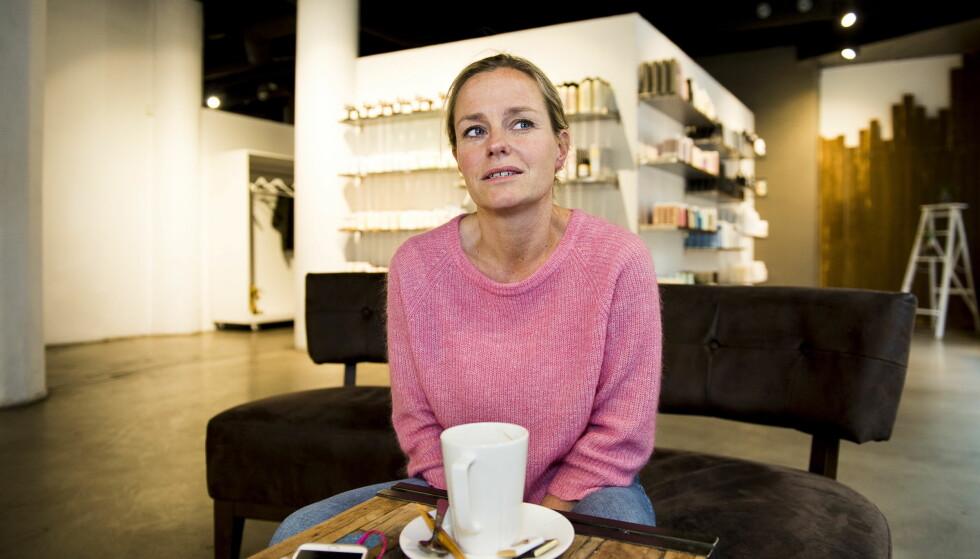 MISTET MOREN: I fjor fikk moren til programleder Solveig Kloppen konstatert uhelbredelig kreft. Torsdag sovnet hun stille inn. Foto: Lars Eivind Bones / Dagbladet