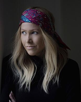 - TENKTE PÅ ANDRE: Hedda Kise berømmer Thea Steen for å tenke på, og hjelpe andre, selv om hun hadde det vanskelig. Foto: Jørn H. Moen / Dagbladet