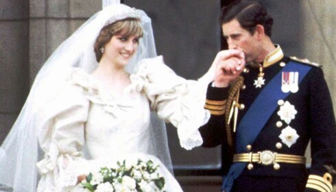 ULYKKELIG EKTESKAP: I nye klipp fremkommer det at Diana var ulykkelig i ekteskapet med Charles. Foto: NTB Scanpix