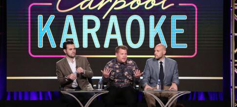 Nå blir «Carpool Karaoke» en egen TV-serie