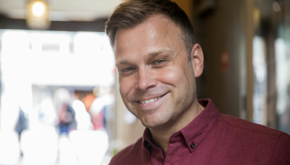ÅRELANG KARRIERE: Den norske artisten Christian Ingebrigtsen minnes storhetstida med boybandet A1. Foto: NTB scanpix