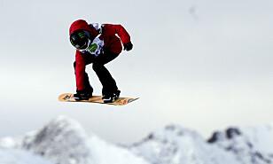SUKSESS: Silje Norendal holder seg i toppen internasjonalt som snowboarder. Foto: AP / NTB Scanpix