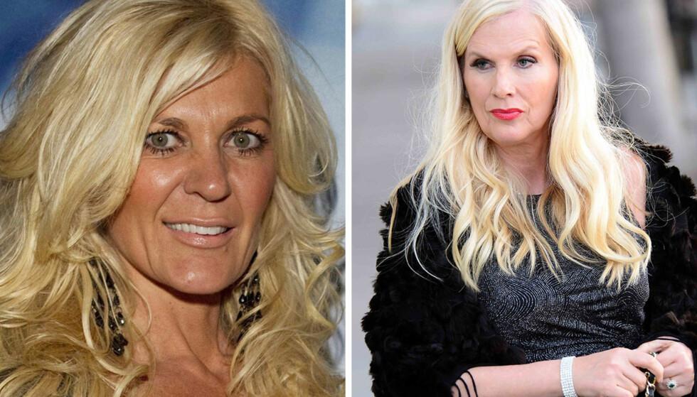 PÅ TV TIL HØSTEN: Maria Montazami og Gunilla Persson er med i «Fangene på fortet» som starter 15. august. Foto: NTB Scanpix