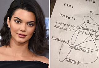 Kendall Jenner svarer på kritikken etter barbesøk
