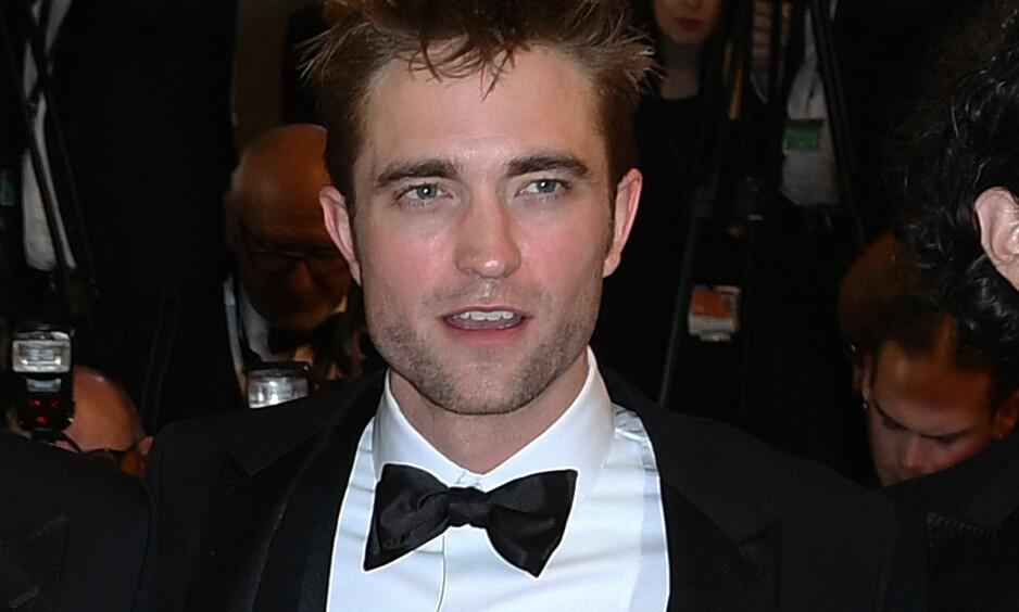 LEI: Etter «Twillight» var Robert Pattinson lei av rampelyset, og ville bare forsvinne. Foto: NTB scanpix