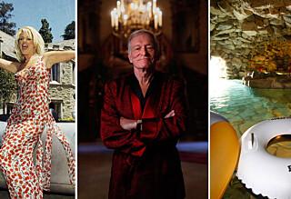 Dette er de villeste øyeblikkene i Playboy Mansions historie
