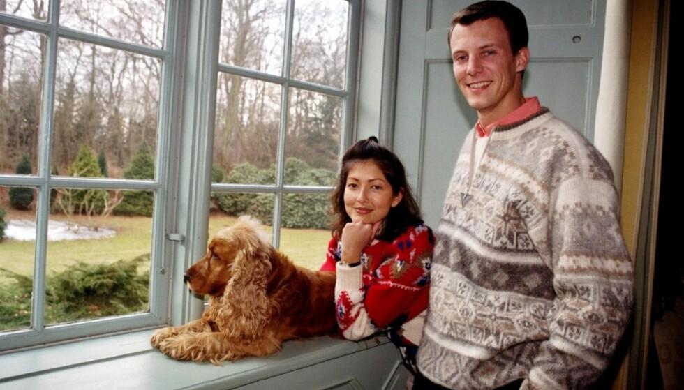 <strong>SKILTE SEG:</strong> Prins Joachim og prinsesse Alexandra var gift fra 1995 til 2005. Hun skal ha innledet et forhold med parets fotograf. Foto: AP