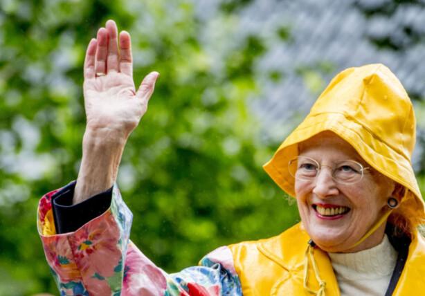 <strong>GODT LIKT:</strong> Dronning Margrethe og hele den danske kongefamilien er svært godt likt av befolkningen. Foto: Shutterstock
