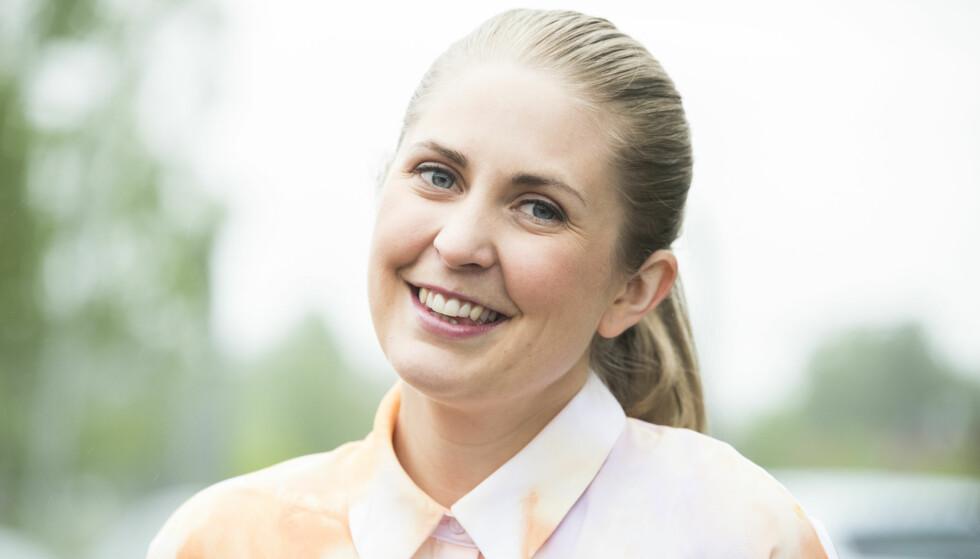 SINGEL: I mandagens episode av «P3-morgen» forklarte Silje Nordsnes at sivilstatusen hennes har endret seg i løpet av sommeren. Foto: Berit Roald / NTB scanpix