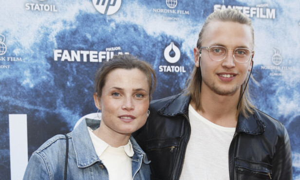 <strong>MØTTES PÅ KAFÉ:</strong> Det nybakte foreldreparet møttes i 2014. Foto: NTB Scanpix.