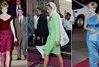 Derfor var Diana dronningen av mote
