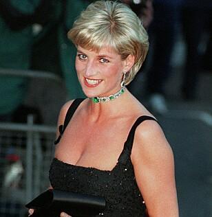 IKON: Prinsesse Diana ble kjent verden rundt for sin gode klessmak. Foto: NTB Scanpix