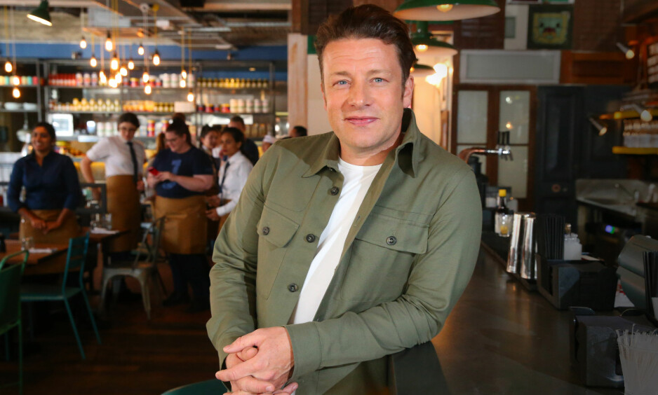 DYSLEKSI: Jamie Oliver har fortalt åpenhjertig om dysleksi, og sier nå at barn som er rammet bør se det positivet i det. Foto: Shutterstock