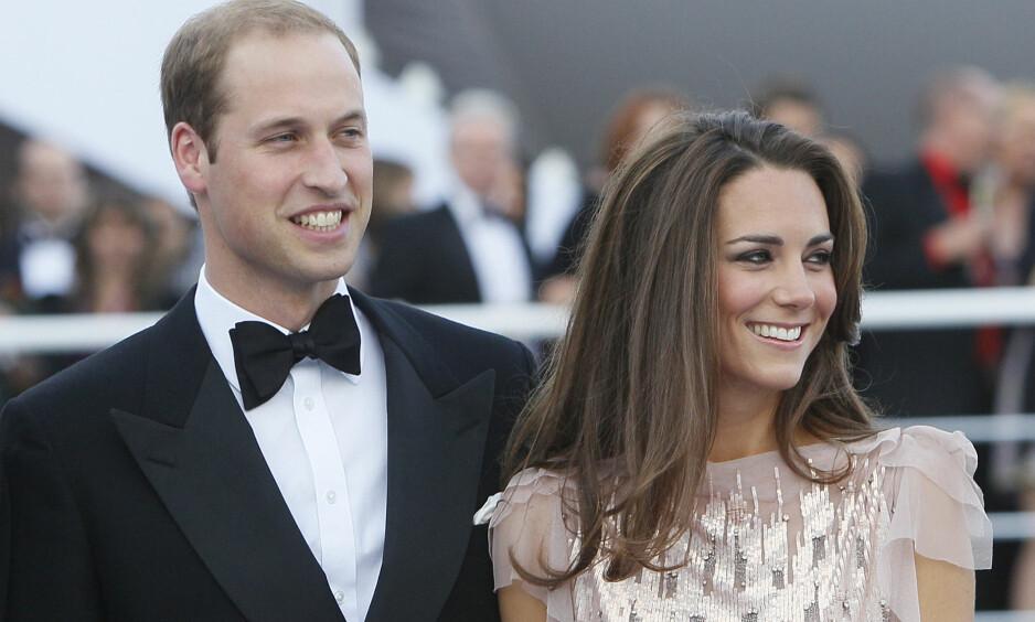 FÅR OPPREISNING: Fem år etter at toppløsbilder av hertuginne Kate ble publisert i et fransk magasin, er bladet blitt funnet skyldig i brudd på privatlivets fred og må betale omlag én million kroner i oppreisning til prins William og hertuginne Kate. Foto: NTB scanpix