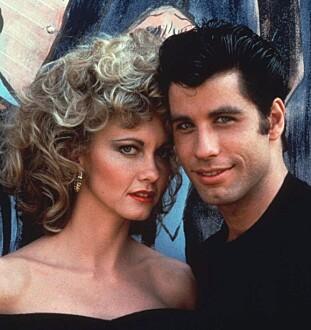 <strong>STJERNEPAR:</strong> Sandy og Danny er desidert et av historiens mest populære filmpar. Foto: NTB Scanpix