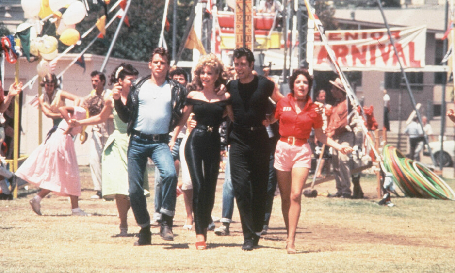 <strong>KLASSIKER:</strong> «Grease» var og er en favorittfilm blant mange, til tross for at den hadde premiere for nesten 40 år siden. Foto: Stella Pictures