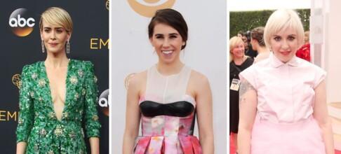 Emmy-kjolene som ble slaktet av motepolitet
