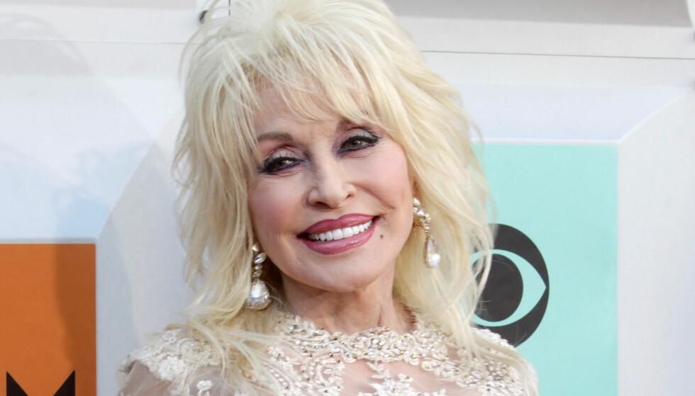 <strong>UTRO:</strong> Dolly Parton innrømmer utroskap, men nekter å avsløre hvem elskeren var. Foto: Reuters/NTB Scanpix.