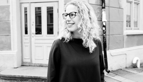 GODE RÅD: - Jan Thomas kommer med gode råd til hverdagskostholdet, synes direktør Linda Granlund i Helsedirektoratet.