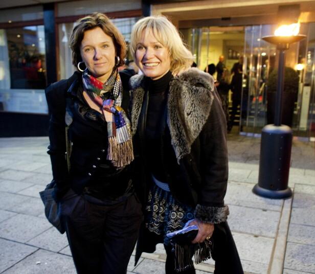 <strong>GODE VENNER:</strong> Ingrid sammen med Benedicte Adrian i 2010. De to artistene var sammen i «Dollie de Luxe». Foto: NTB Scanpix