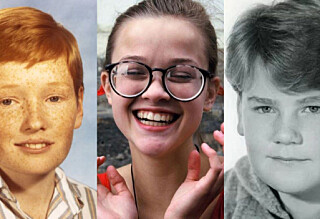Derfor deler superstjernene kleine ungdomsbilder av seg selv