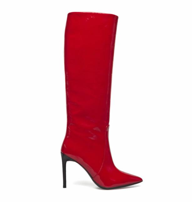 Gjør som Gigi: Nå er det rødt som gjelder!