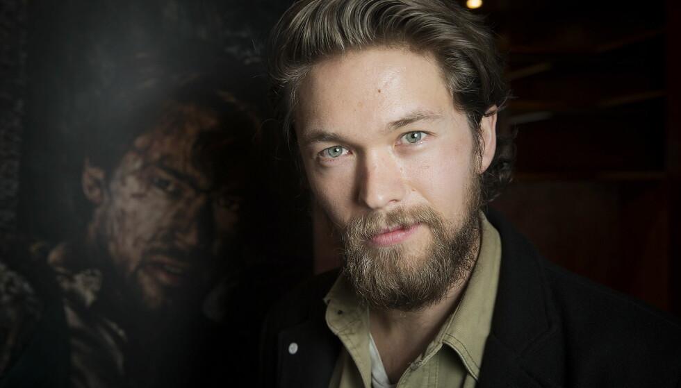 FAMILIEDRØM: Jakob Oftebro legger ikke skjul på at han drømmer om å stifte familie i fremtiden. Foto: Bjørn Langsem / Dagbladet
