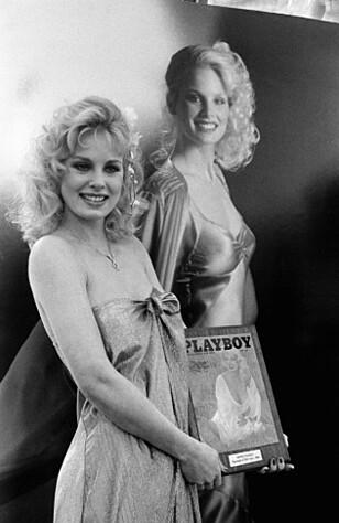 UNG OG LOVENDE: Dorothy Stratten var i ferd med å skape seg et navn i Los Angeles før hun ble drept. Foto: NTB scanpix