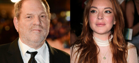 Lindsay Lohan forsvarer film-mogulen