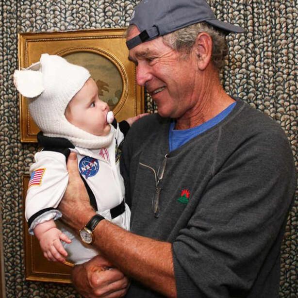 Foto: Facebook George W. Bush