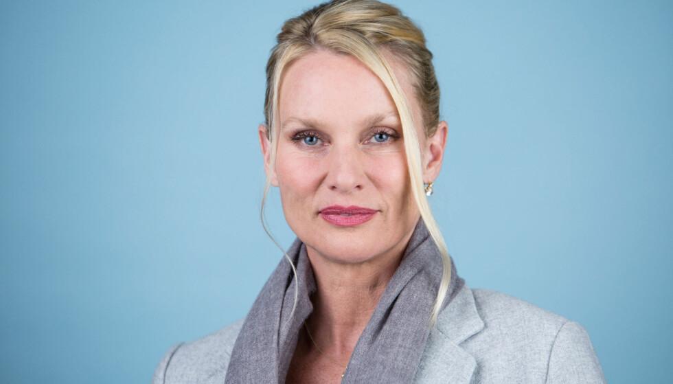 SIDESPRANG: Nicollette Sheridan, kjent som Edie i «Frustrerte Fruer», skal ifølge Kirsebom ha hatt en affære med Jon Peters. Foto: NTB scanpix