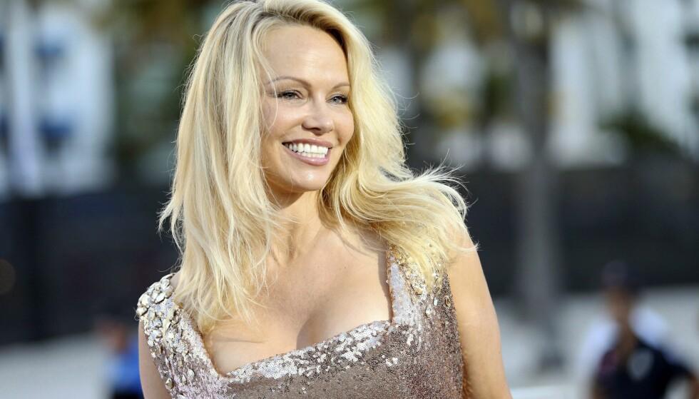 SISTE STRÅET: Da Vendela fikk vite at Pamela Anderson hadde vært på besøk hos forloveden mens hun var ute av huset, la hun forlovelsesringen igjen og pakket sakene sine. Foto: NTB scanpix