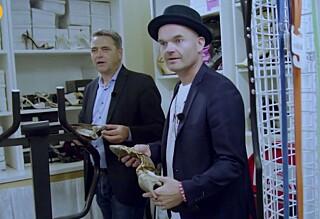 TV3-ekspertene reagerte med vantro da de oppdaget esken